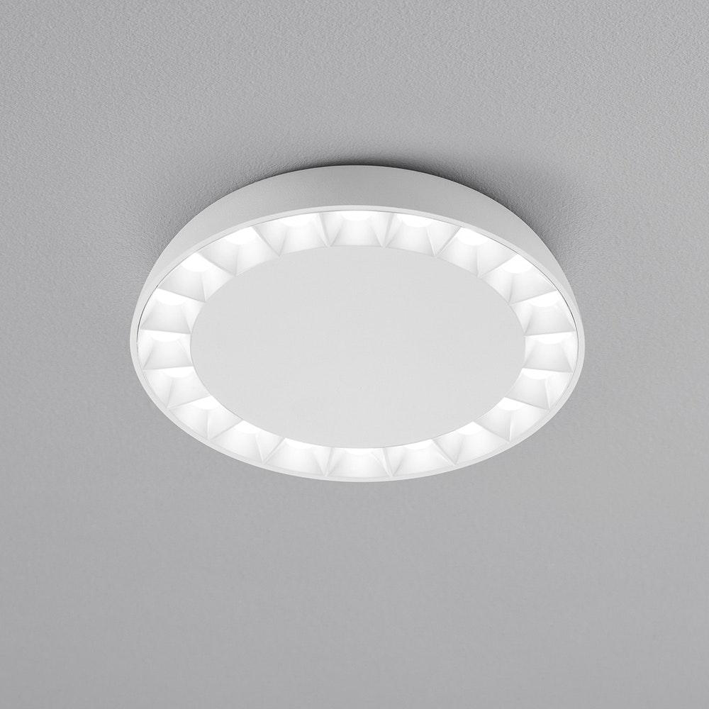 Helestra LED Deckenleuchte Pair Weiß 1