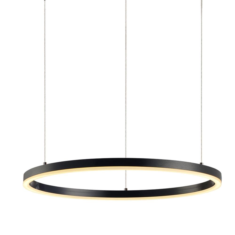 s.LUCE Ring 80 LED Pendellampe 5m Aufhängung 12