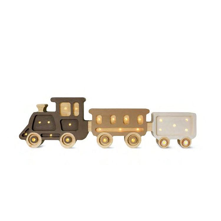 Little Lights Kinder-Tischleuchte Zug  2