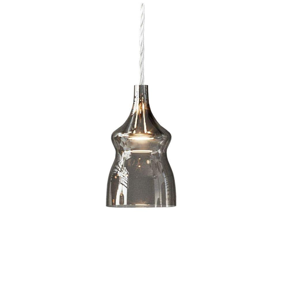 Studio Italia Design Nostalgia Glass Small 12cm LED Hängelampe 1