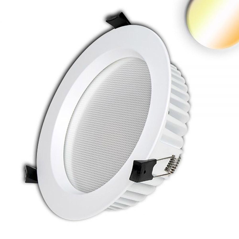 LED-Einbaustrahler Ugr