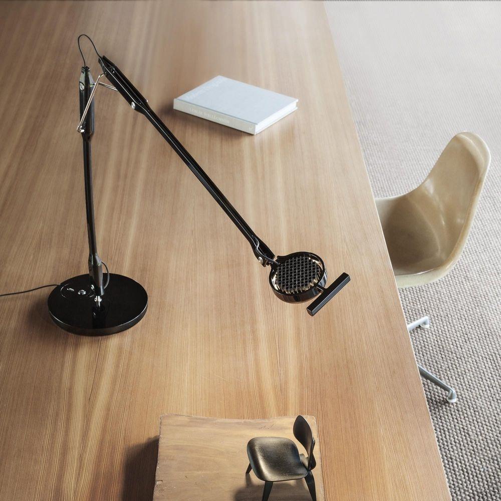Luceplan Tivedo LED Büro-Tischlampe mit Präsenzsensor 3000K thumbnail 5