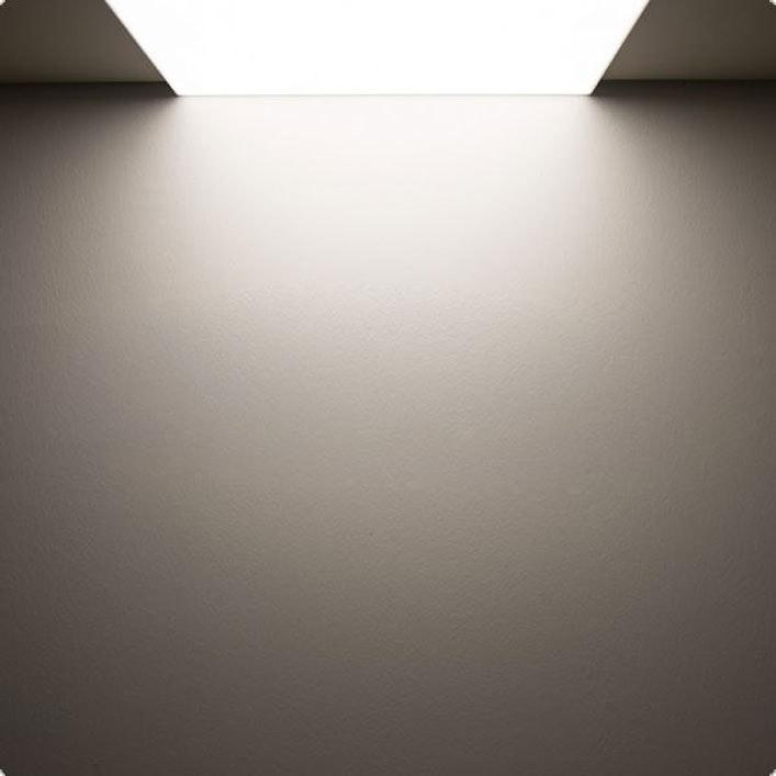 LED Panel rahmenlos 600 Neutralweiß dimmbar 5100lm Weiß 5