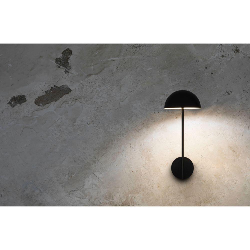 LED Lese-Wandlampe PURE 6W 3000K Schwarz 3