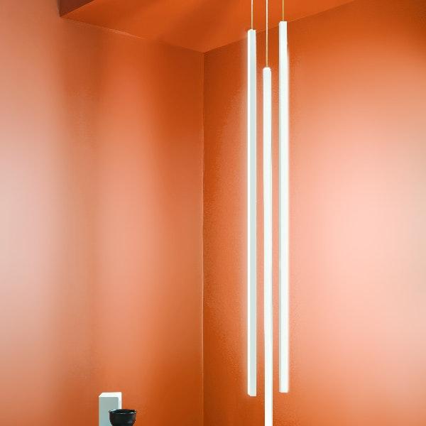 Nemo Linescapes Vertical LED Hängelampe 115cm 2