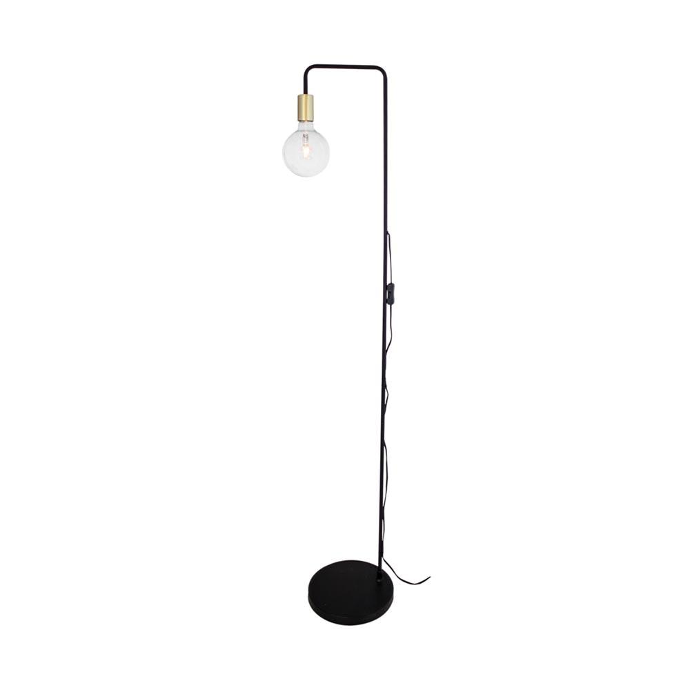 By Rydens Stehlampe Fondi 150cm Schwarz
