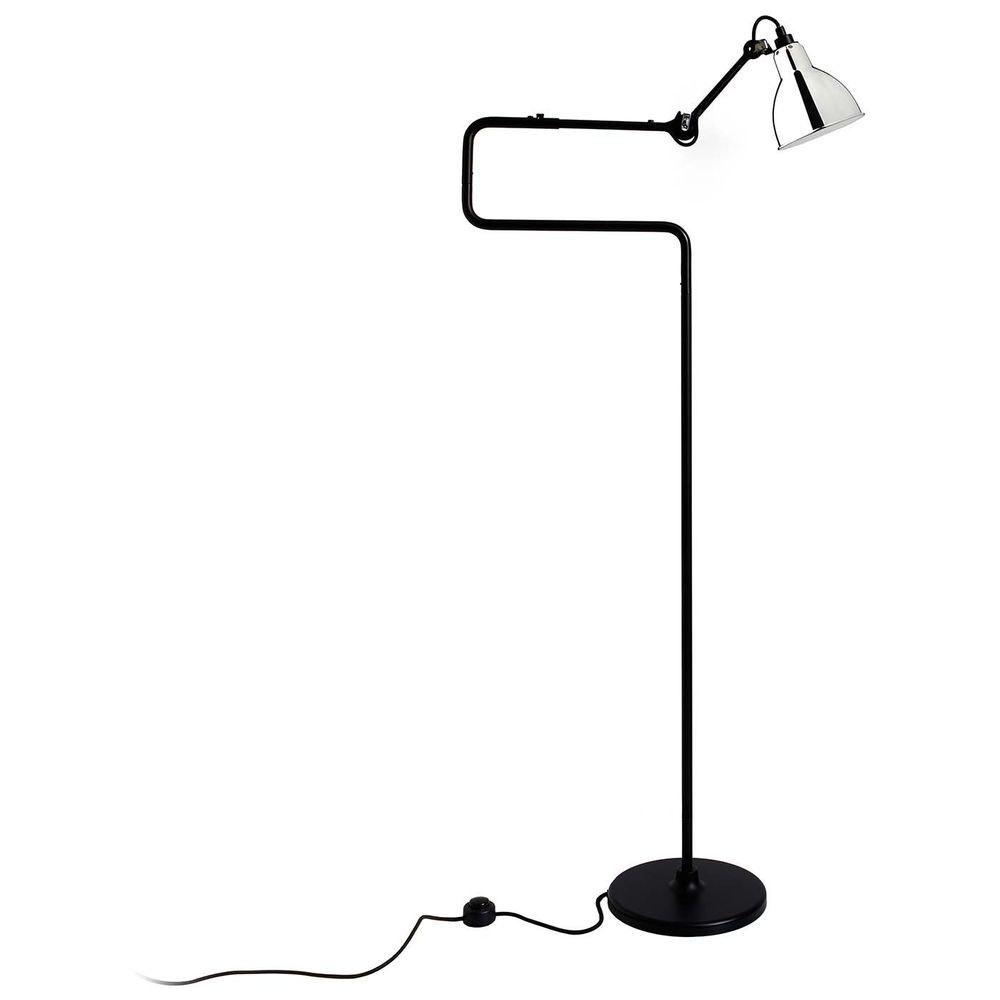 DCW Gras N°411 Stehlampe mit Schirm drehbar 9