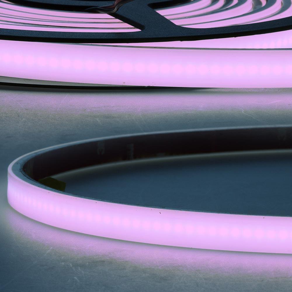 LED Strip Aqua 5m opal 10W 24V IP67 RGB