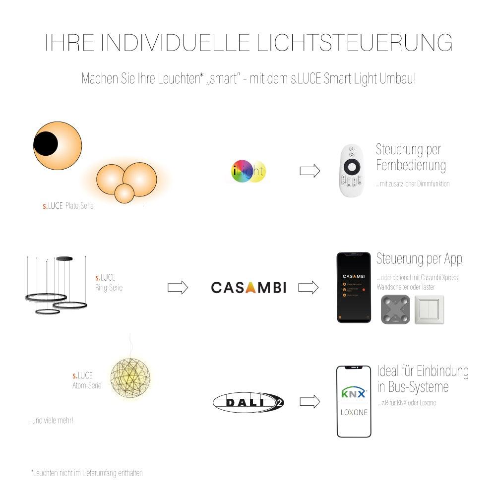 s.LUCE Umbau Smart Light