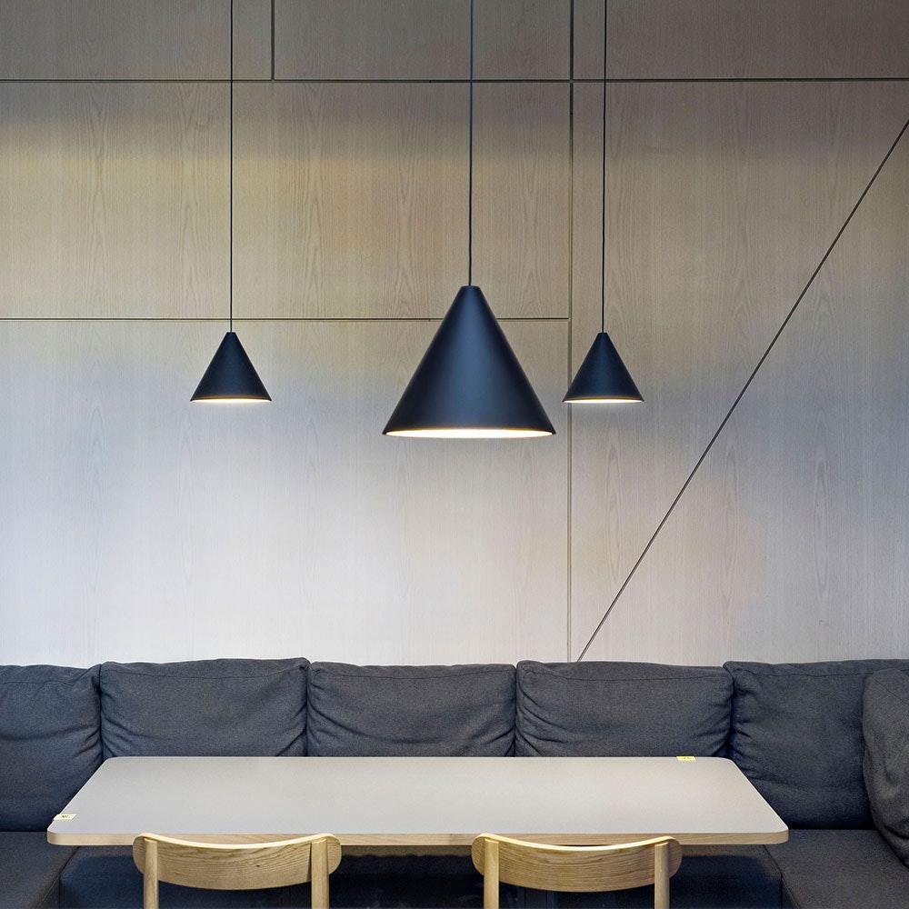 FLOS String Light Kegelkopf Pendelleuchte LED 5