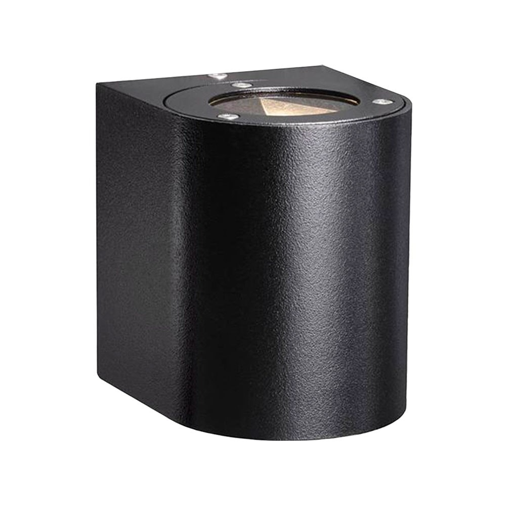 Baleno LED-Wandleuchte IP44 mit Lichtfilter Schwarz thumbnail 3