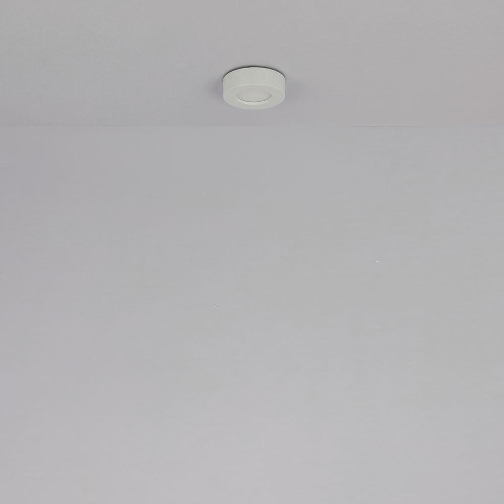 LED Deckenleuchte Paula Weiß, Opal 7