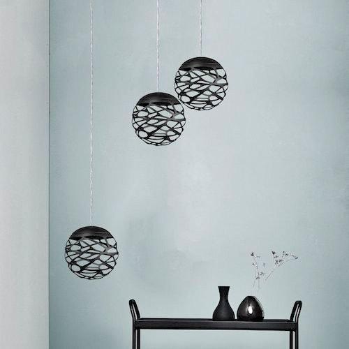 Studio Italia Design Kelly Cluster Sphere LED Pendellampe 1