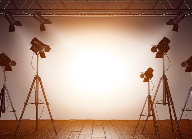 beispielbild studiobeleuchtung