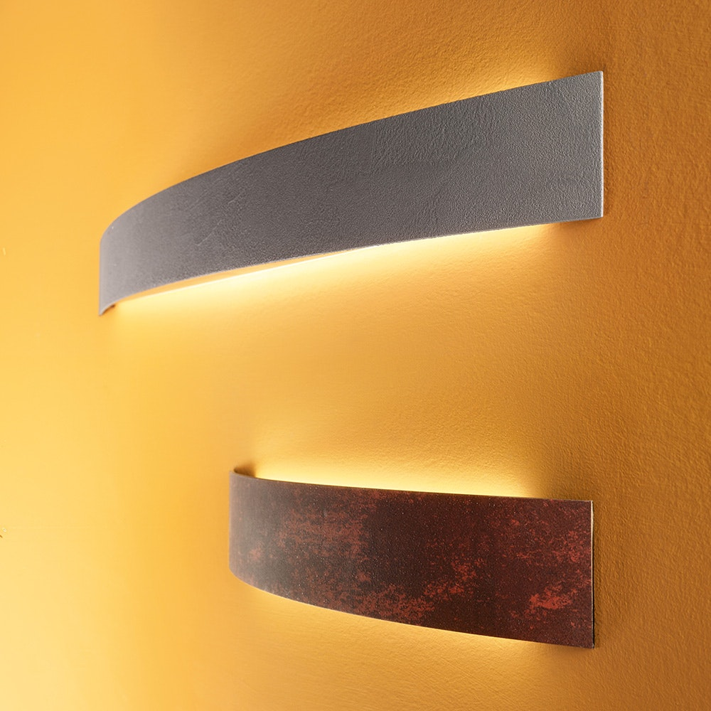 Linealight Curvè LED-Wandleuchte Small