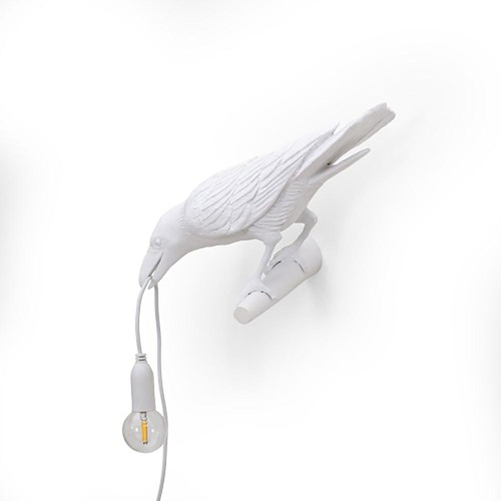 Seletti Bird Wandleuchte nach links Schauend 2