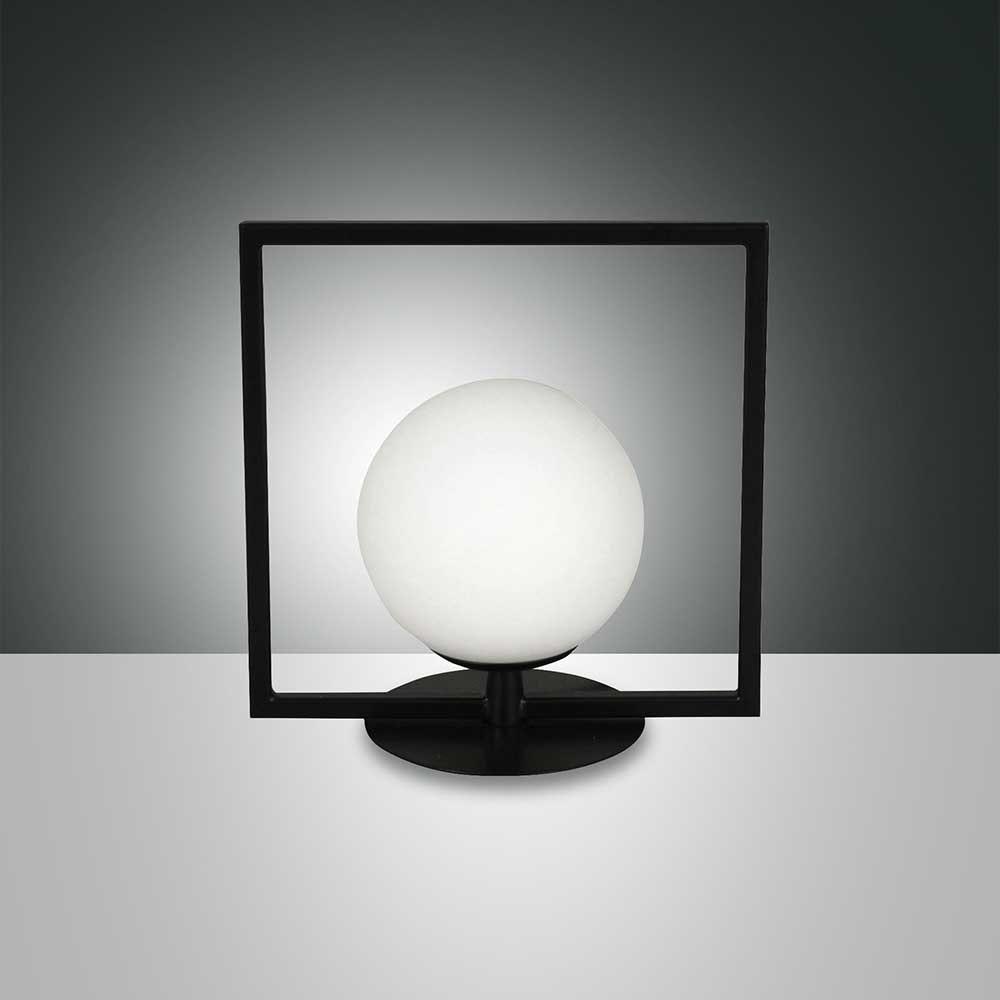 Fabas Luce Sirio LED Tischleuchte Eckig 1