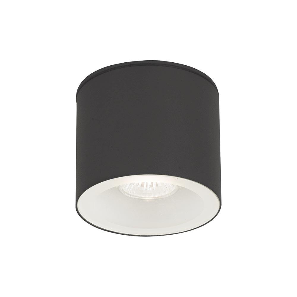 Licht-Trend Decken-Außenlampe Hexa IP44 Grafit 1