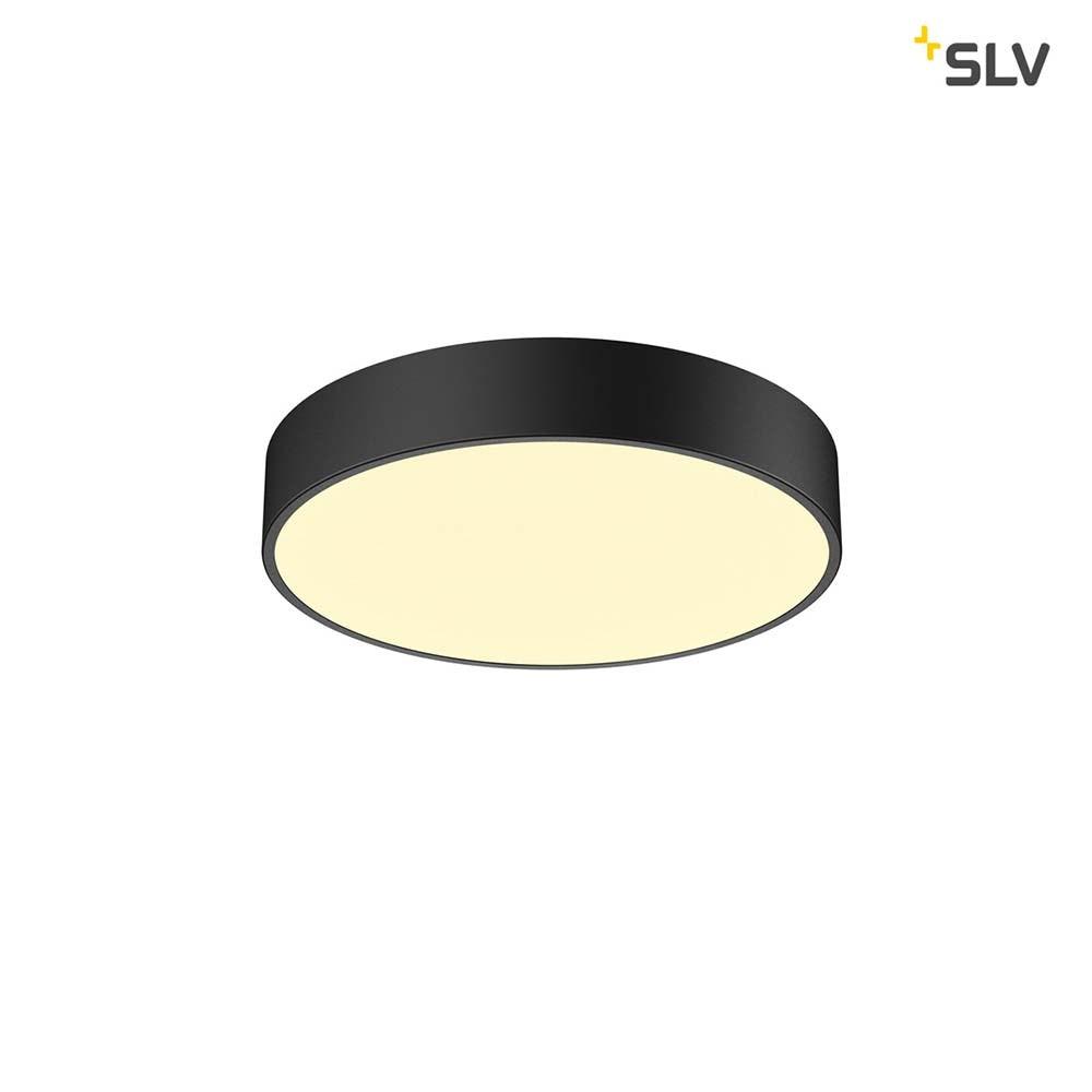 SLV Medo 40 Corona LED Aufbauleuchte Triac Schwarz 4