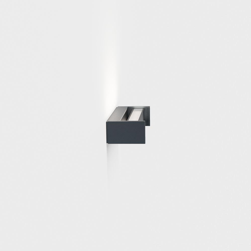IP44.de LED-Außenwandleuchte Slat One IP65 2