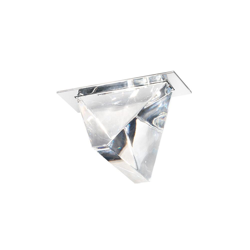 Fabbian Tripla LED-Einbauleuchte 4