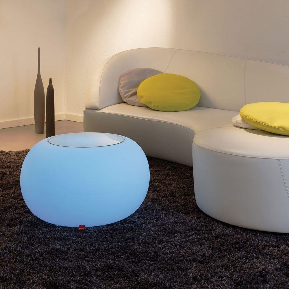 Moree Outdoor LED Tisch oder Hocker Bubble thumbnail 6