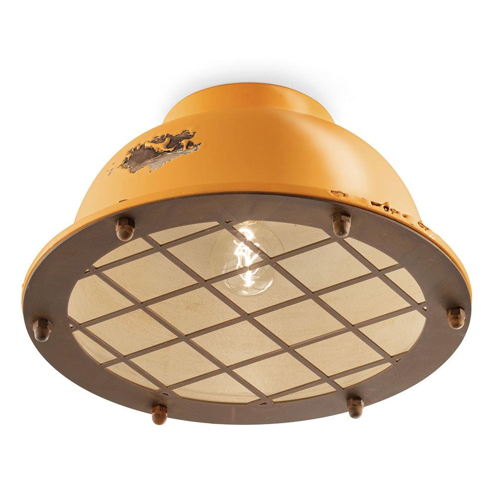 Ferroluce Industrial Deckenlampe 7