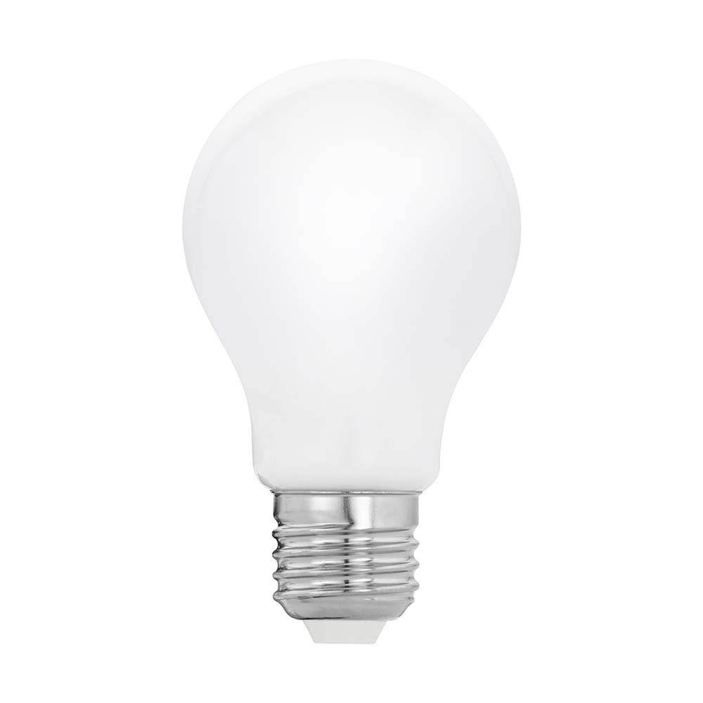 E27 LED Leuchtmittel Milky 7W dimmbar Opal Warmweiß 1