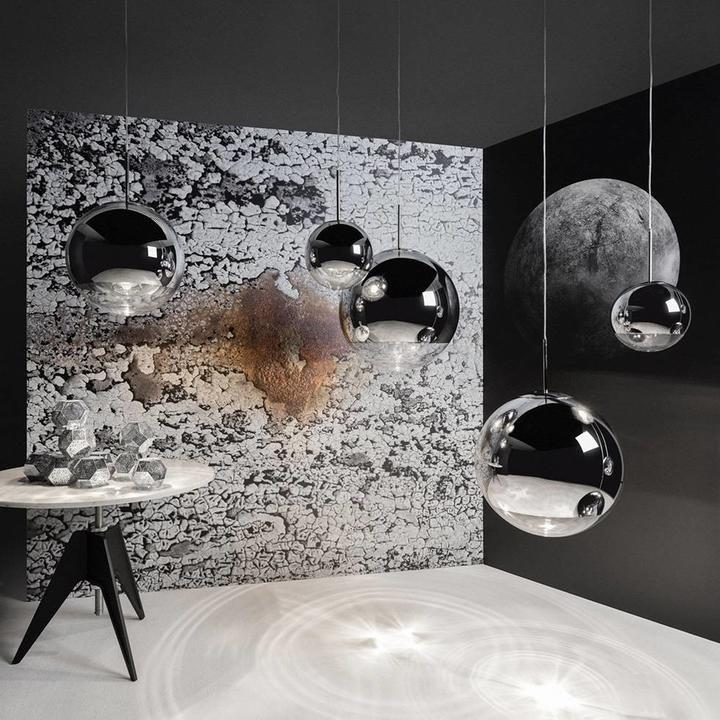 Tom Dixon Mirror Ball Spiegelkugel Hängeleuchte 2