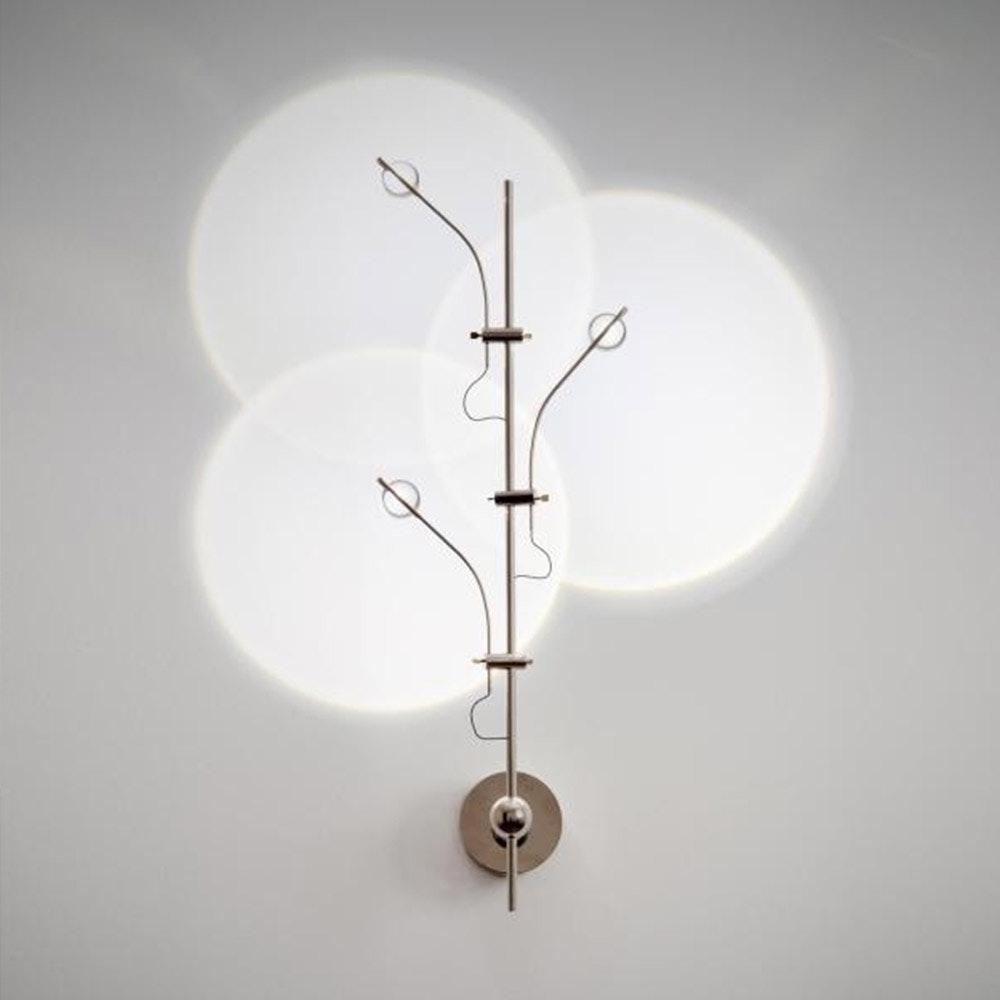 Catellani & Smith Wa Wa W LED Wandlampe Dimmbar
