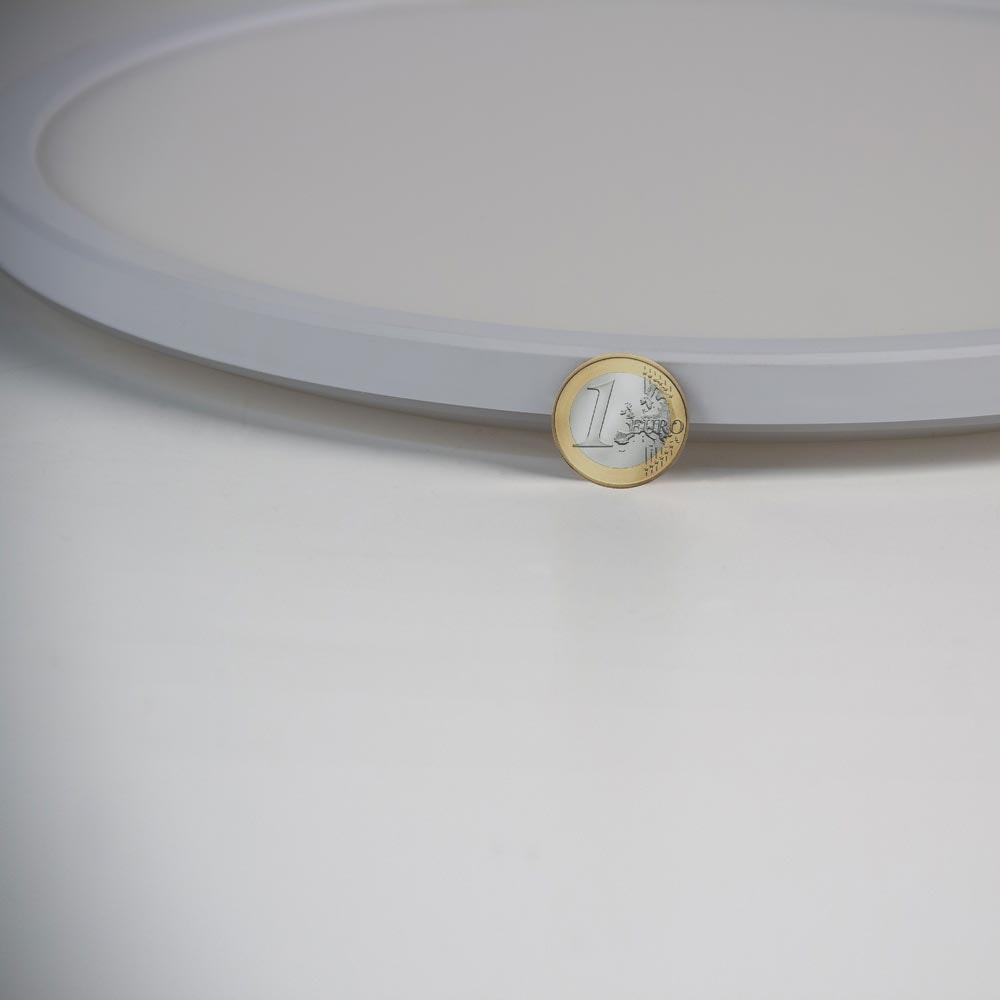 LED Deckenlampe Board 29 Direkt & Indirekt 2700K Dimmbar per Schalter Weiß 7