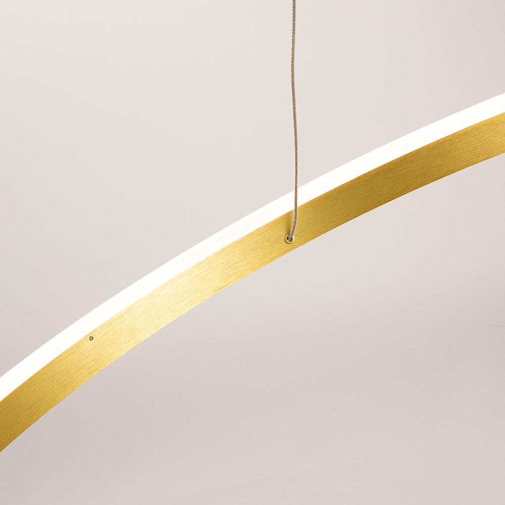 s.LUCE Ring 100 direkt oder indirekt LED-Hängelampe 9