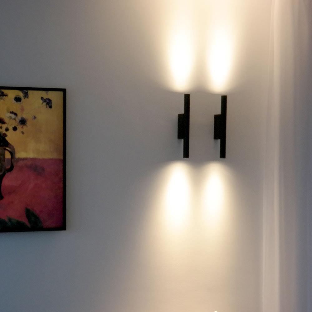 s.LUCE pro LED Wandlampe Crutch Up&Down Weiß thumbnail 6
