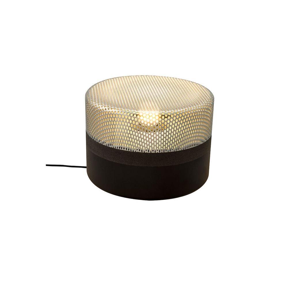 Pulpo LED Tischleuchte Steel Drop Small Ø 20cm 1