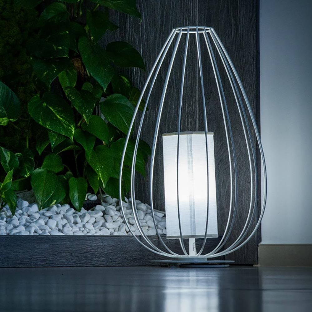 Karman Cell Outdoor-Bodenlampe IP65 2