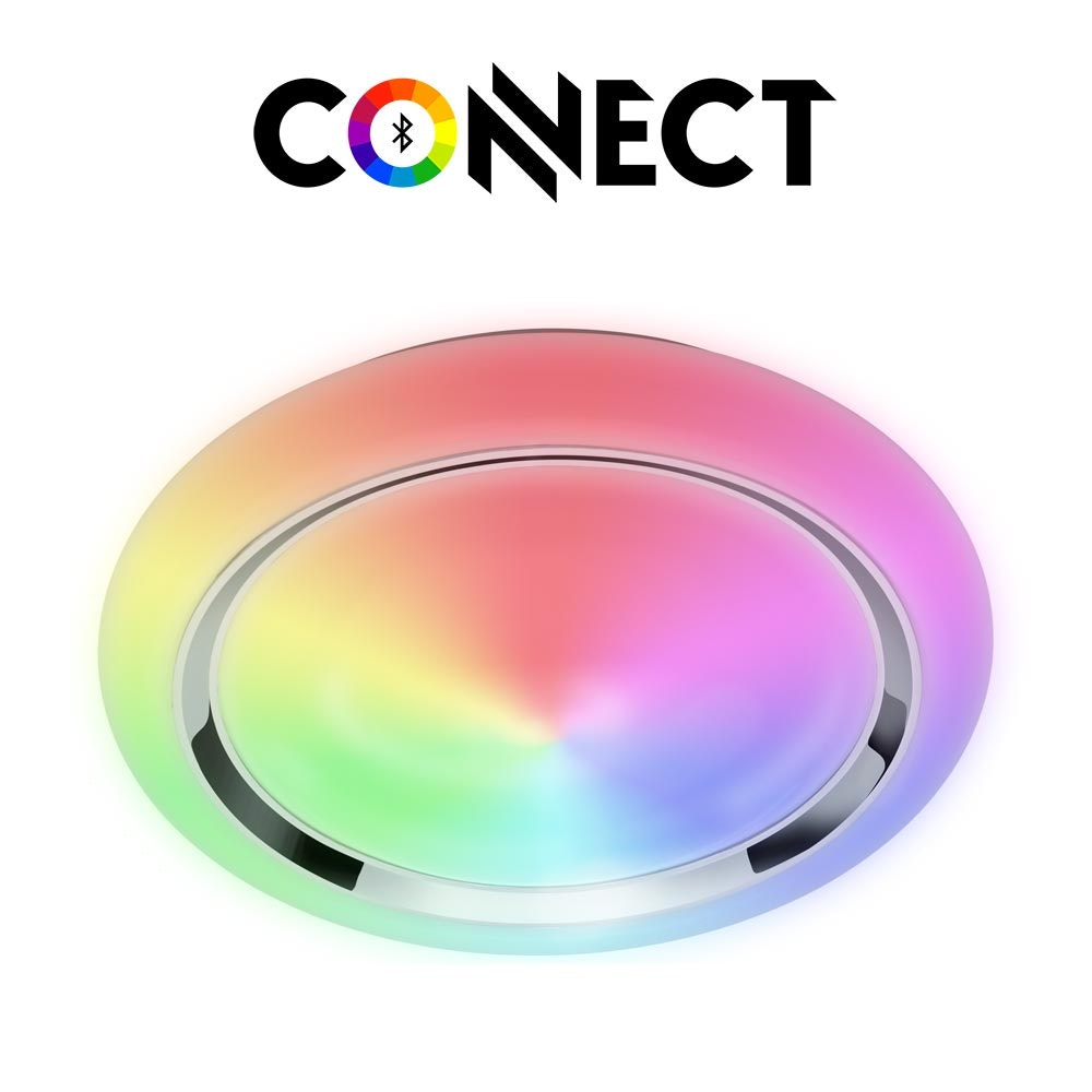 Connect LED Deckenleuchte 2100lm RGB+CCT 2