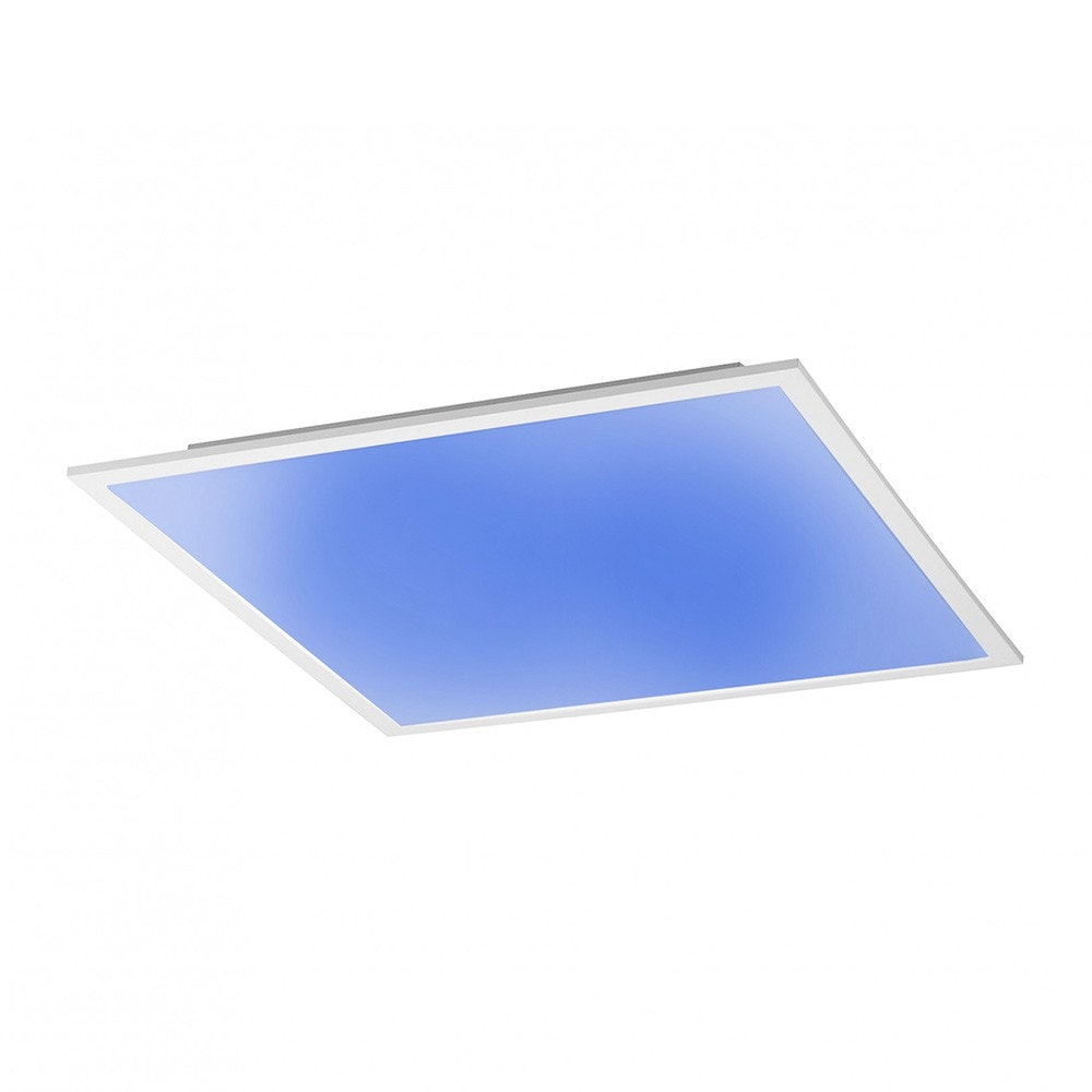 Q-Flat 45 x 45cm LED Deckenleuchte RGBW + Fb. Weiß thumbnail 5