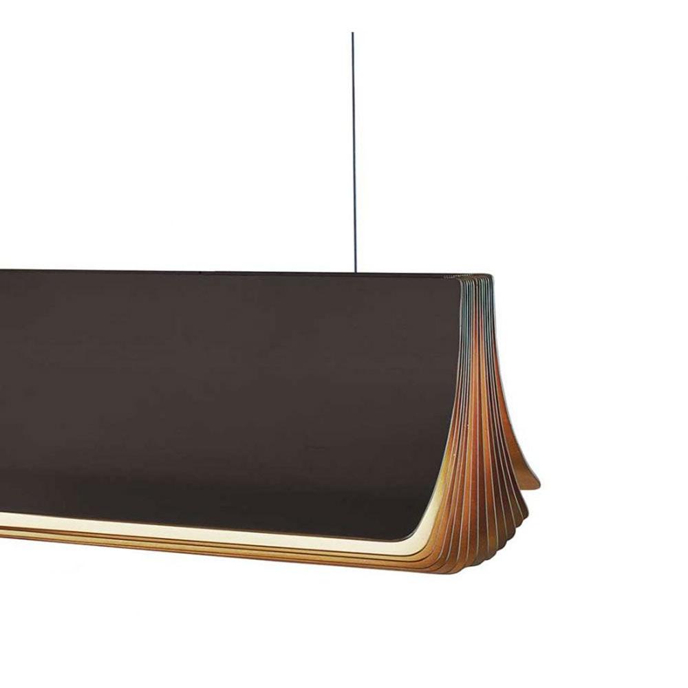 DCW Respiro LED Pendelleuchte 120cm 8