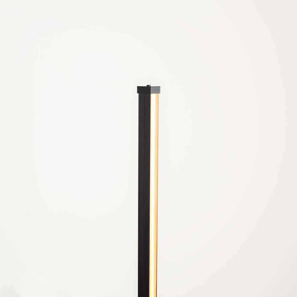 Sting Blackline hochwertige LED-Stehleuchte Warmweiss Schwarz 2