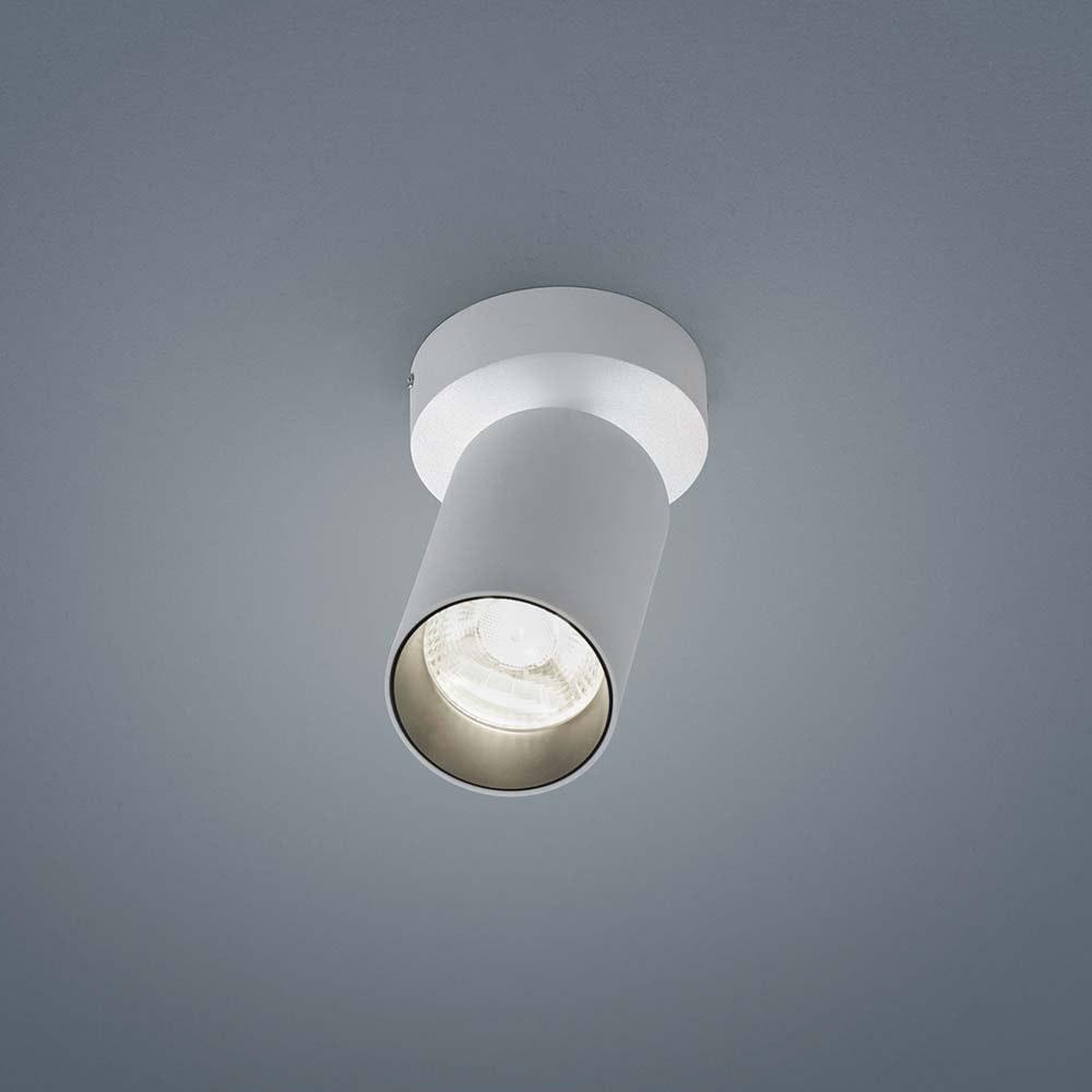 Helestra LED Deckenleuchte Riwa Weiß