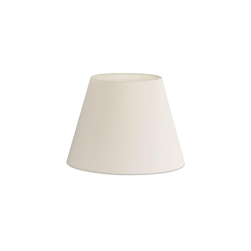 Lampenschirm Ø220x160 Ø130 Weiß
