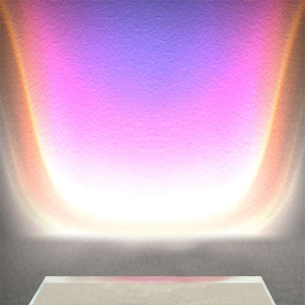 s.LUCE pro Farbfilter Multicolor passend zu IXA 2
