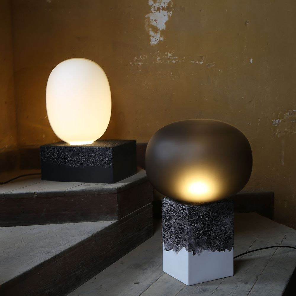 Pulpo LED Tischleuchte Magma One High Ø 30cm H 69cm thumbnail 6