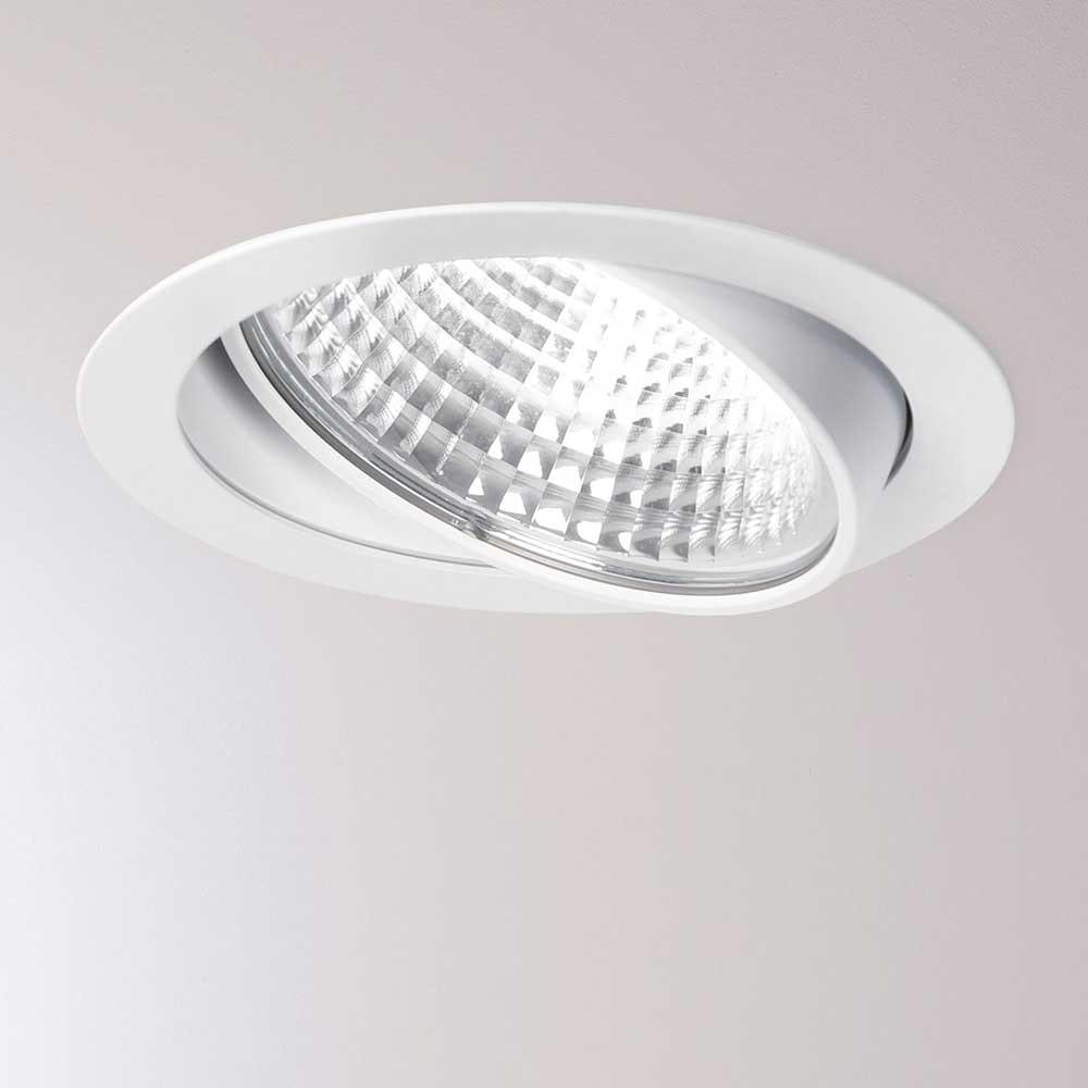 Molto Luce ONLY MR LED Einbauleuchte 40° 3000K Premium Weiß 1