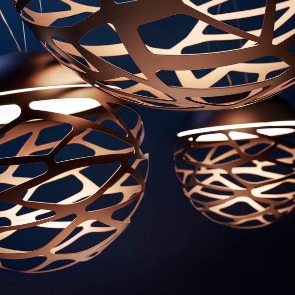 Studio Italia Design Kelly Sphere Hängeleuchte 2