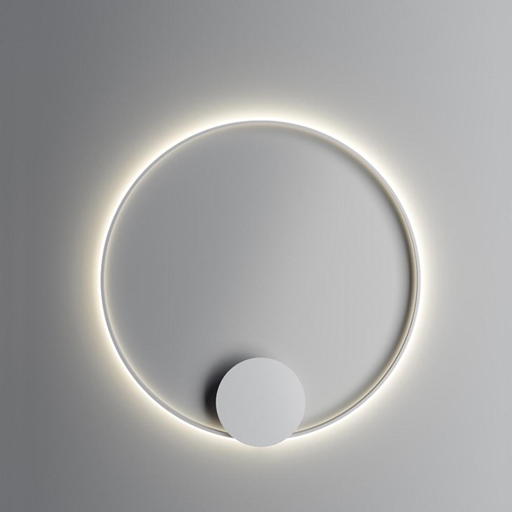 Fabbian Olympic Power LED-Wandleuchte Ø 108,7cm 1