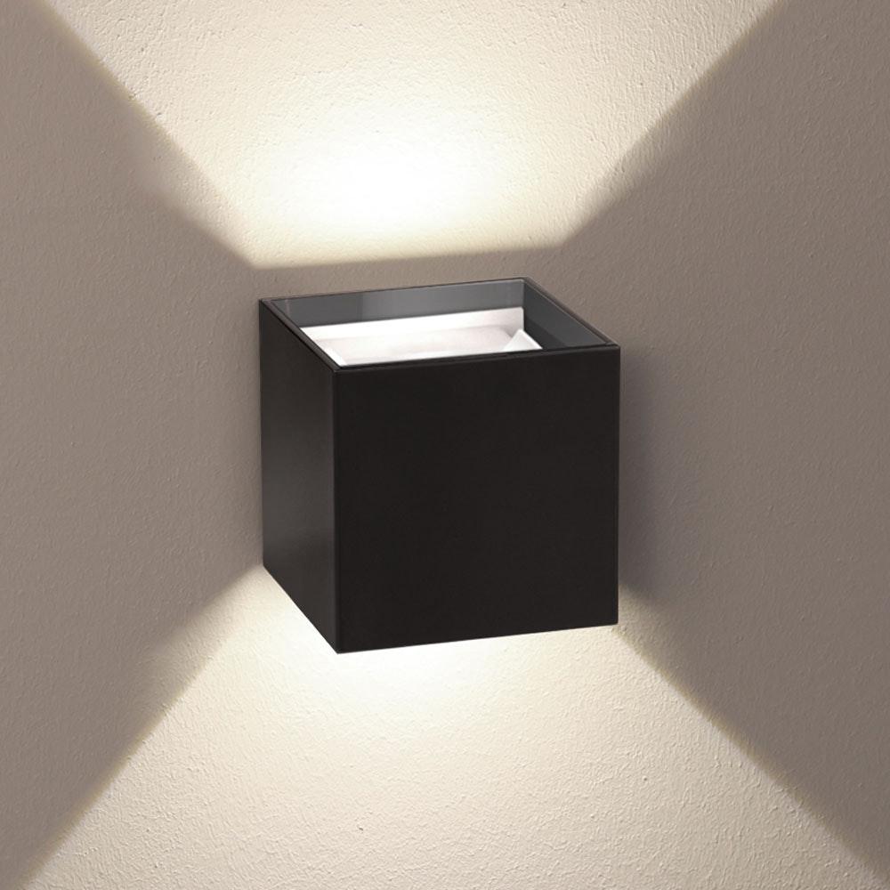 s.LUCE pro Ixa LED Innen- & Außen-Wandleuchte IP44 13