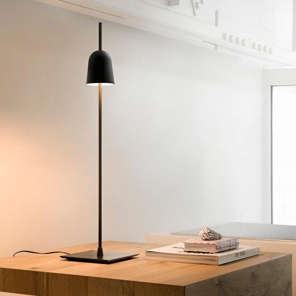 Luceplan LED Schreibtischlampe Ascent schwarz 1